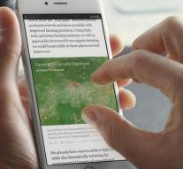 Facebook starts Instant Articles in Netherlands