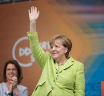 Final rating: CDU largest by 33 percent