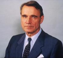 Finnish former President Koivisto passed away