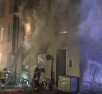 Fire in a Swiss building requires six lives