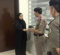 First woman in Saudi Arabia gets driving license