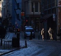 Five arrests in raids Belgium