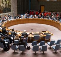 Five new countries in UN Security Council