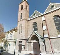 'Five wounded at brutal robbery church Vienna'