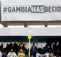 Former intelligence chief fixed Gambia