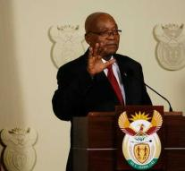 Former president Zuma for judge for corruption