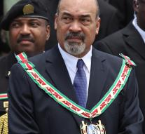 Foster Son president Bouterse arrested