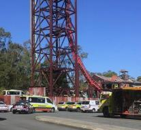 Four dead in Australian amusement