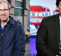 Fox News presenter Tucker Carlson deletes Rutger Bregman