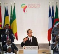 France and Africa together against terror