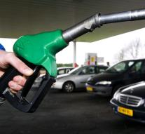 France attracts gasoline and diesel fuel for cars