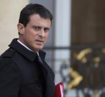 French Prime Minister Valls : We are at war
