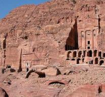 French tourist falls from historic fort Petra
