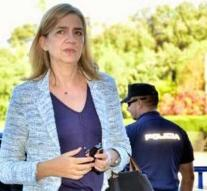 Future uncertain for Princess Cristina