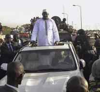 Gambia sells expensive cars and aircraft former leader Jammeh