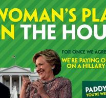 Gambling company goes all out: 'Hillary still win it'