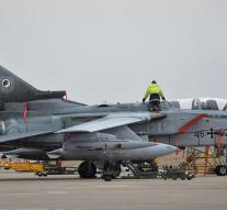 German Air Force Tornadoes loves to ground
