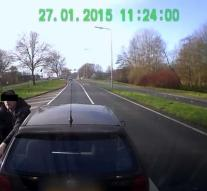 German judge: Dashcam can not