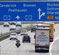 'German toll collection does not discriminate against the Dutch'