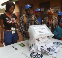 Ghanaian opposition calls for election