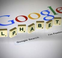 Google buys whole alphabet