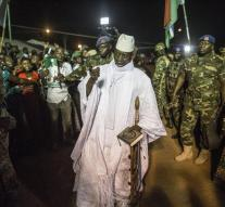 Governing party Gambia fights result in