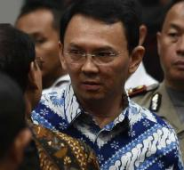 Governor Jakarta is free of blasphemy after punishment