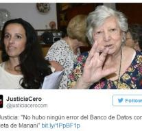 Granddaughter would not Argentine grandmother