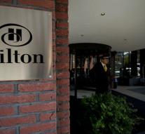 Great hack affects clients Hilton