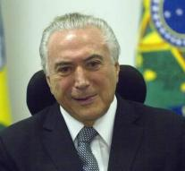 Green light for research Temer