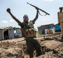 Group child soldiers in southern Sudan freed