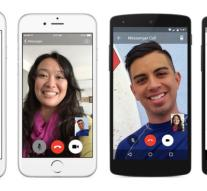 Group Video Call Facebook Messenger