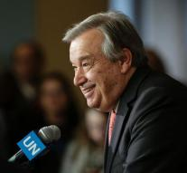 Guterres formally nominated as UN chief