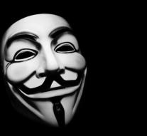 Hackers Anonymous fight against IS on