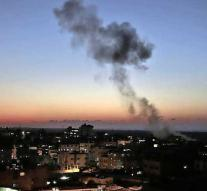 Hamas denies having fired a rocket