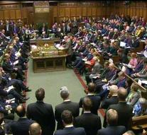 Hard battle for Syria in British House of Commons