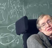 Hawking's last theory: universe is finite