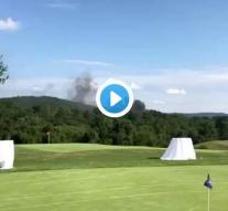 Helicopter Crash Near march Charlottesville: two dead