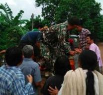 Herd of elephants storms on villagers: one dead