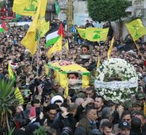 Hezbollah vows revenge on Israel after death member