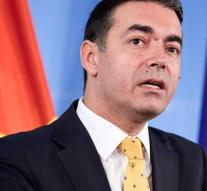 'Historical opportunity' for Macedonia