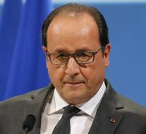 Hollande unprecedented popularity