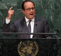 Hollande: We were slow