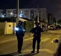 House shooter in Paris suburbs searched