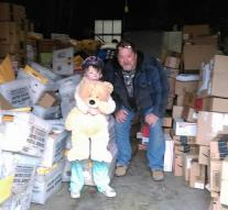 Hundreds of thousands of Christmas cards for Safyre