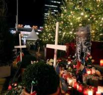 Hunting for arrested trafficking in the Berlin Christmas market