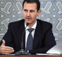 Images: Assad just back to the office