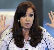 indicted former president Argentina