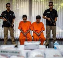 'Indonesia follows Philippines with drug war'