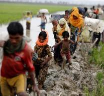 Indonesia puts pressure on Myanmar about Rohingya